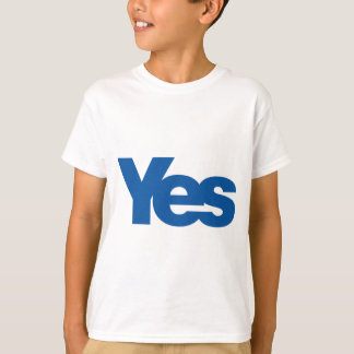 Yes to Independent Scotland T-Shirt