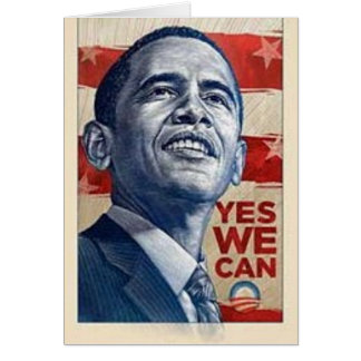 Yes We Can Card