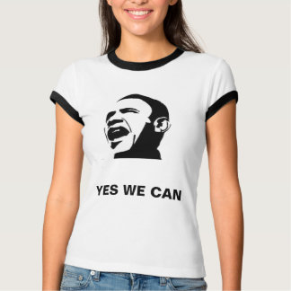 YES WE CAN - Customized T-Shirt
