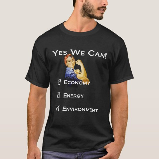 Yes We Can E3.2 T-Shirt