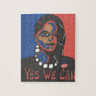 Yes We Can Jigsaw Puzzle