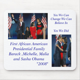 Yes We Can                          ... Mouse Pad