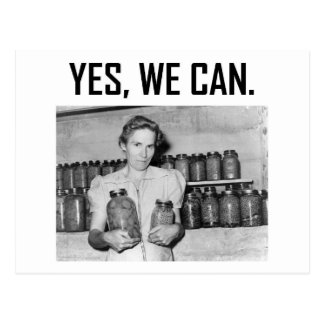 yes, we can. postcard
