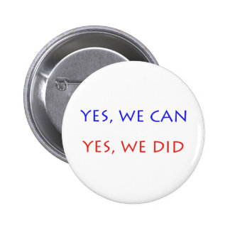 yes we can yes we did 2 inch round button