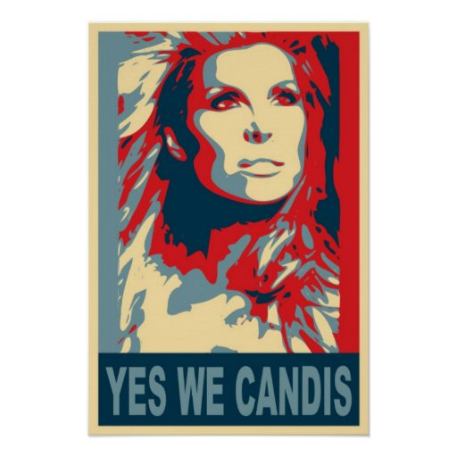 Yes We Candis Poster