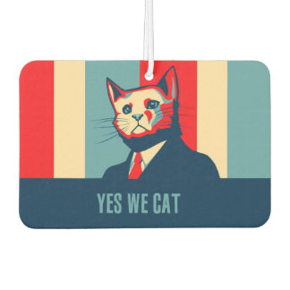 Yes We Cat Air Freshener