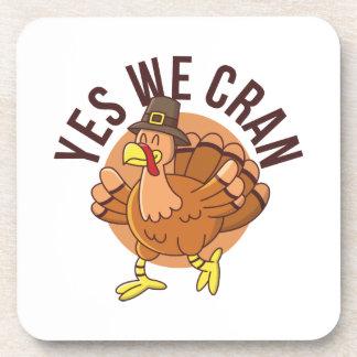 Yes We Cran Coaster