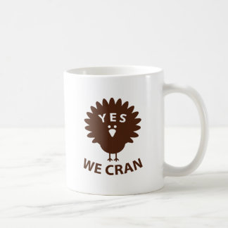 Yes We Cran Coffee Mug