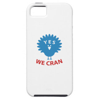 Yes We Cran iPhone 5 Cover