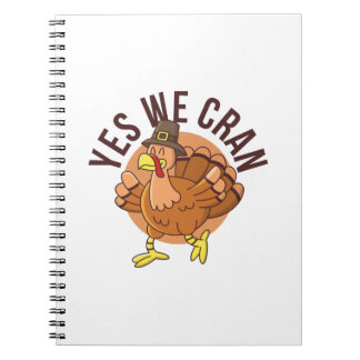 Yes We Cran Notebooks