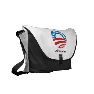 Yes We Did, Again! Courier Bags