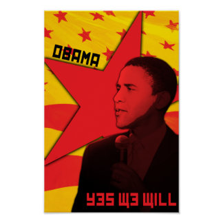 Yes We Will! Poster