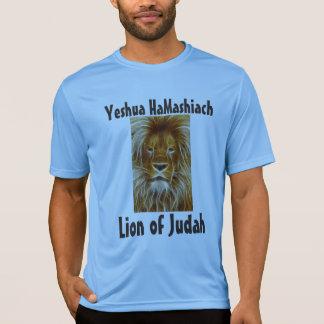 Yeshua HaMashiach, Messianic Jewish T-shirts, LION T-Shirt