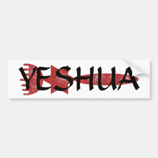 Yeshua sticker