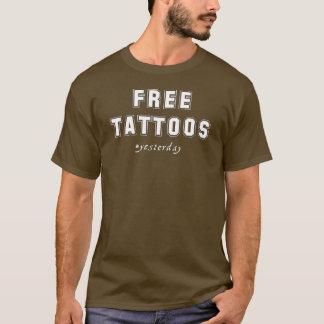 Yesterday Tattoo T-Shirt