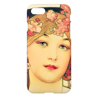 Yesteryear's Beauty iPhone 7 Case