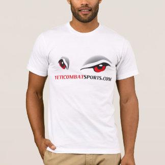 Yeti Combat Sports Logo T-shirt