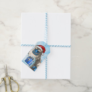 Yeti Gift Tag Pack Of Gift Tags