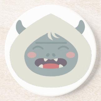 Yeti Head Coaster