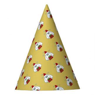 Yeti Xmas Party Hat