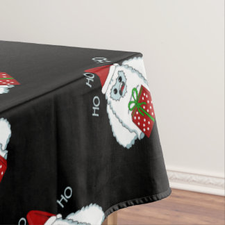 Yeti Xmas Tablecloth