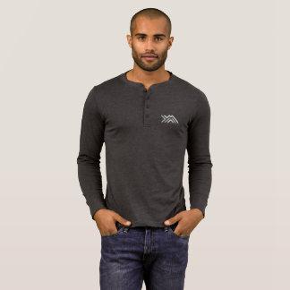 YetiMen Colorado 2017 Long Gray on Gray T-Shirt