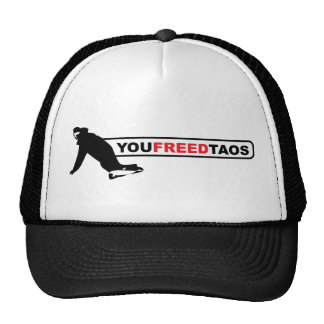 YFT Trucker hat