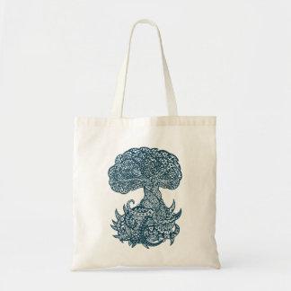 Yggdrasil Budget Tote Bag