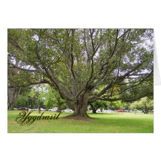 Yggdrasil Card