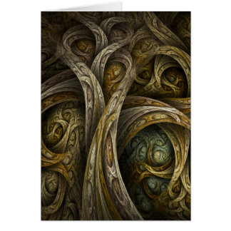"""Yggdrasil"" Greeting Card"