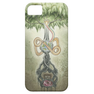 Yggdrasil iPhone 5 Cases