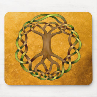 Yggdrasil Mouse Pad