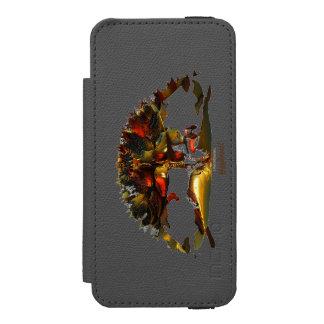 Yggdrasil - The Tree of Life Incipio Watson™ iPhone 5 Wallet Case