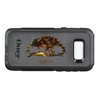 Yggdrasil - The Tree of Life OtterBox Commuter Samsung Galaxy S8+ Case