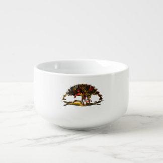 Yggdrasil - The Tree of Life Soup Mug