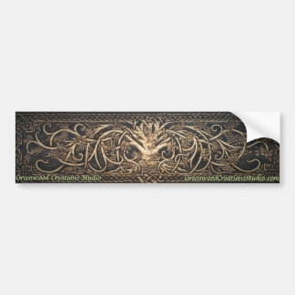 Yggdrasil - Tree of Life - Bumper Sticker