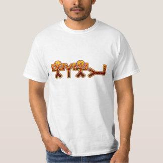 YHWH fire rainbow T-Shirt
