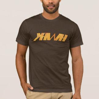 YHWH Orange Modern T-Shirt