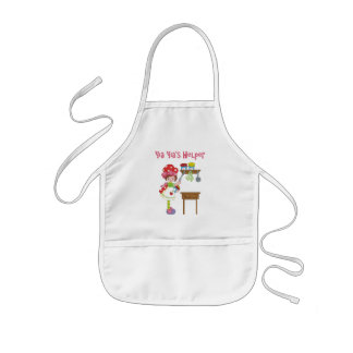 Yia Yia's Helper in the Kitchen Kids Apron