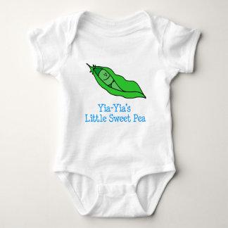 Yia-Yia's Little Sweet Pea Baby Bodysuit