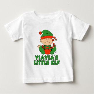 YiaYia's Little Elf Baby T-Shirt