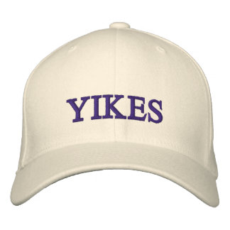 YIKES! EMBROIDERED HATS