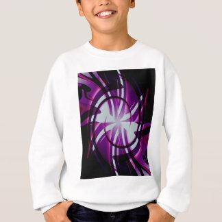 Yin and Yang Abstract.jpg Sweatshirt