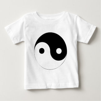 Yin and Yang Baby T-Shirt