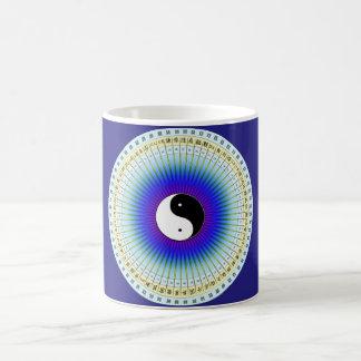 Yin and Yang Coffee Mug