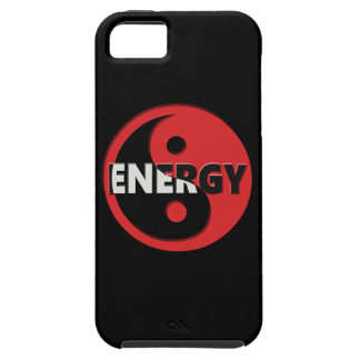 Yin and yang energy concept. case for the iPhone 5
