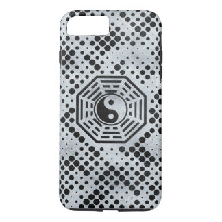 Yin and Yang Feng shui  bagua iPhone 8 Plus/7 Plus Case