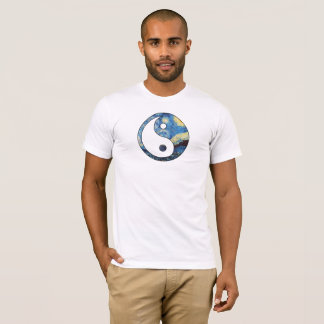 Yin and Yang: Gogh for Balance T-Shirt
