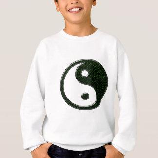 Yin and Yang (green) Sweatshirt