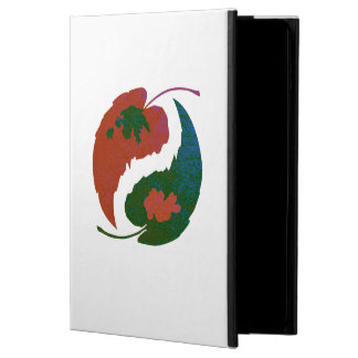 Yin and Yang Leaves Powis iPad Air 2 Case